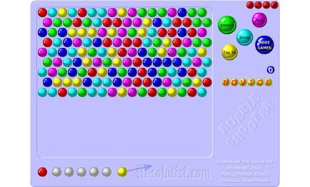 Top Patlatma (Bubble Shooter) Oyunu